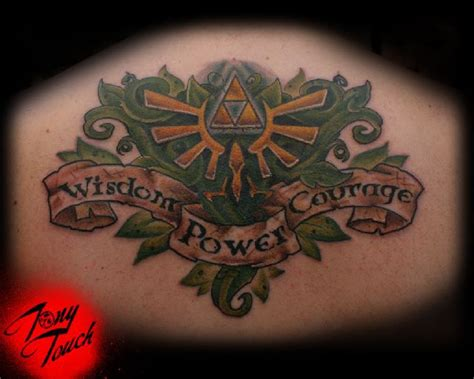 zelda tattoo cover up video game tattoos video game tattoos 311 jpg tattoo