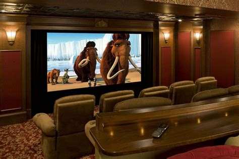 immersive home theater system home theater installation