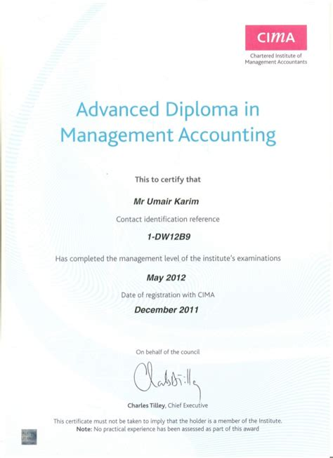 Post Mba Accounting Certificate by Management Accounting Pdf Cima Essayhelp954 Web Fc2