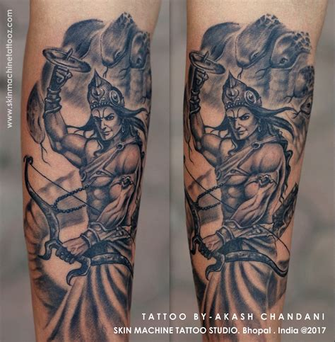 tattoo designs of lord krishna lord vishnu by akash chandani the lord of peace