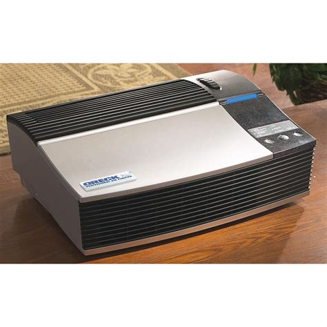 oreck xl 174 8 5 air purifier refurbished 139928 healthy living at sportsman s guide