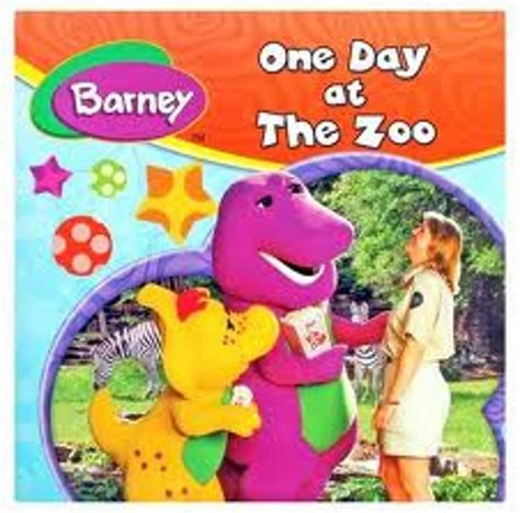 Barney Lets Go To The Doctor Story Book barney and bj go to the zoo images frompo 1