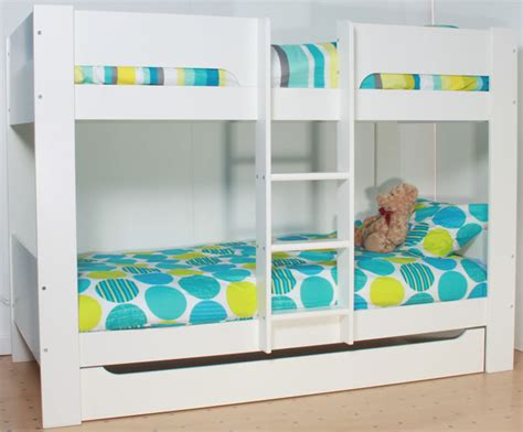 flexa bunk bed flexa heidi white bunk bed