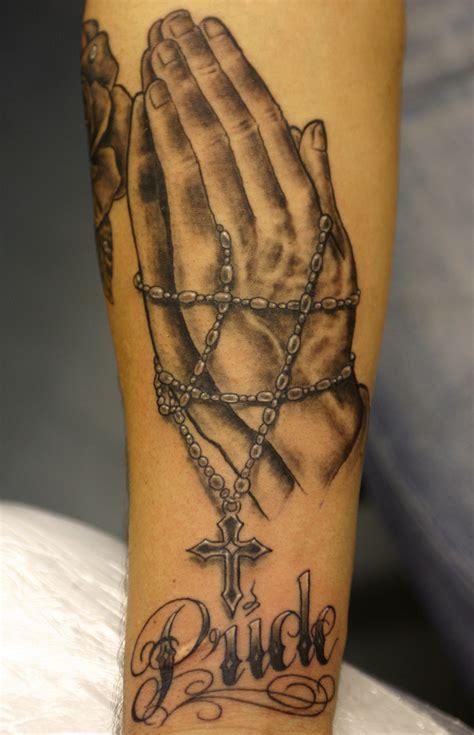 praying hands tattoo for arm yusrablog com