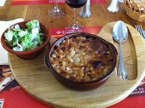 cuisine carcassonne un cassoulet picture of la maison du cassoulet