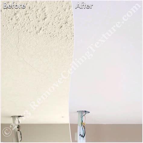 ceiling cracks removeceilingtexture vancouver s