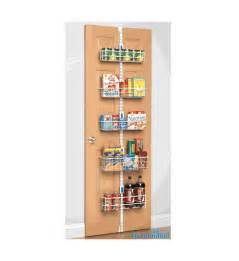 The Pantry Door Organizer by Freedomrail The Door Pantry Rack In The Door