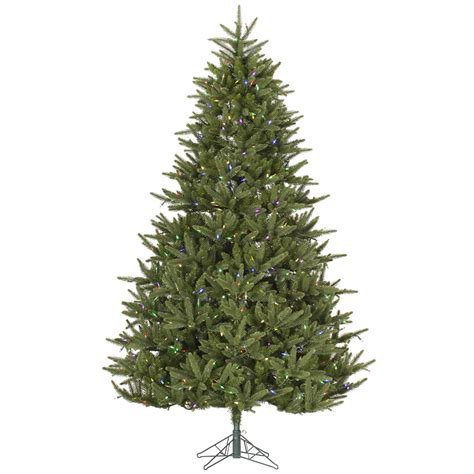 artificial colored christmas tree sears com