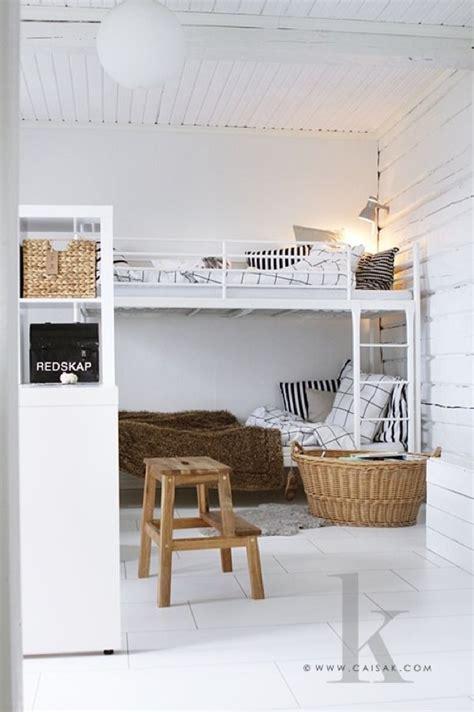 Scandinavian Bunk Beds 16 Best Scandinavian Bedrooms For