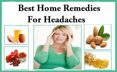 home tips for headache