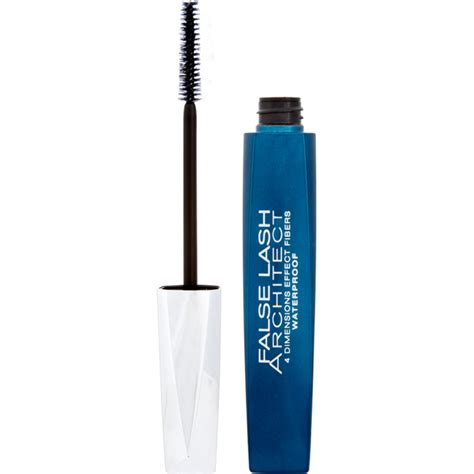 Loreal Lash Architect Waterproof Mascara Expert Review by L Or 233 Al False Lash Waterproof Mascara Black Free