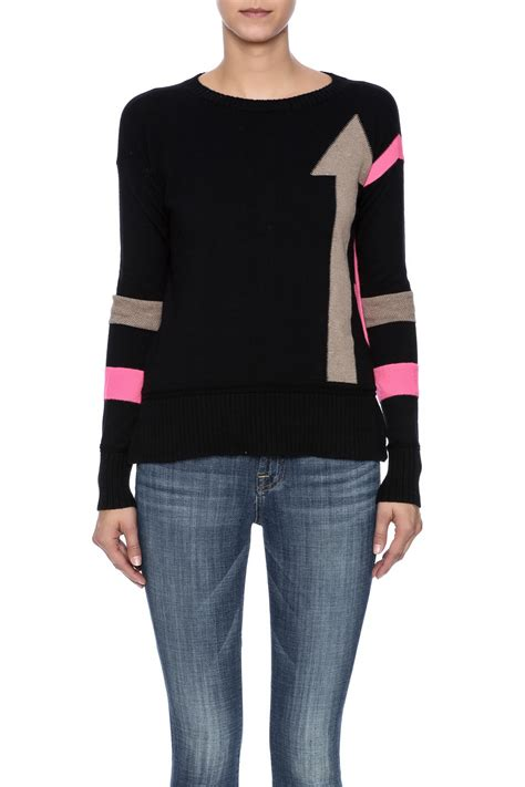 Sweater Arrow 3 todd arrow sweater from virginia by weekends fashions shoptiques