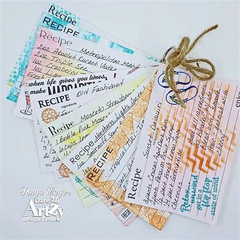 make your own recipe cards 110 best images about diy food and gourmet crafts on