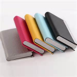 business card holders for purse free shipping leather business card card id holders