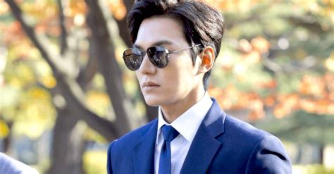 lee min ho actor lee min ho is likely to enlist in the military