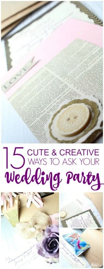 creative ways to invite wedding diy wedding ideas archives lemon peony