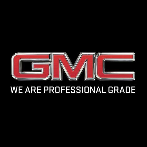gmc we are professional grade gmc canada gmccanada