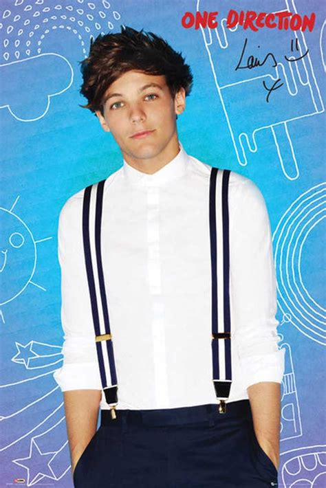 louis tomlinson poster one direction louis tomlinson poster 61x91 5