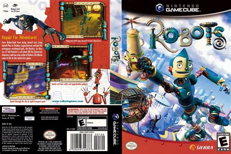 film robot game robots iso