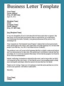 how to write a effective cover letter effective business letter writing sles the best