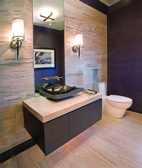 modern powder room ideas powder room design build a comfortable powder room