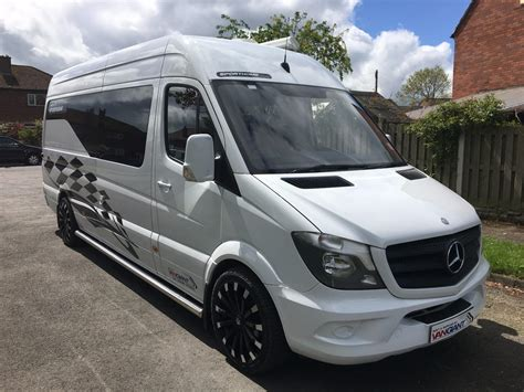 motocross race van 2014 mercedes sprinter race van motorhome crafter cer