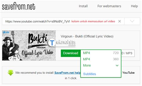 cara download video dari youtube menggunakan idm full cara download video youtube tanpa idm dan dengan idm