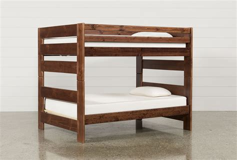 living spaces bunk beds sedona full full bunk bed living spaces