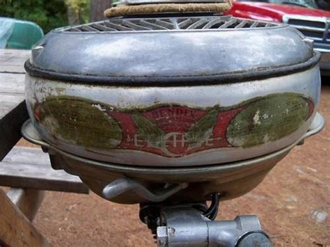 used outboard motors new england buy antique vintage outboard boat motor engine bendix