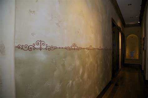 architectural wall finishesdecorative painting