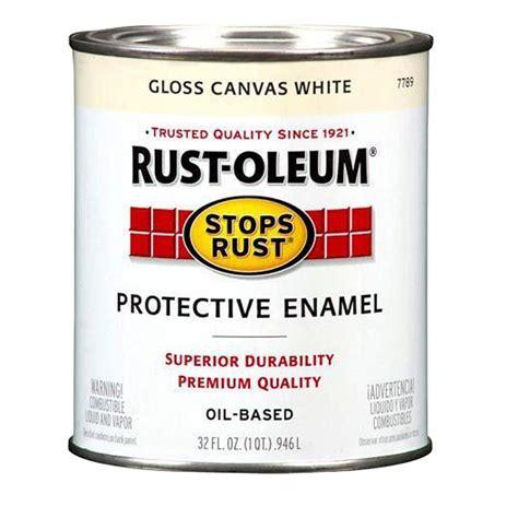 home depot paint quart price qt white gloss stops rust enamel price tracking