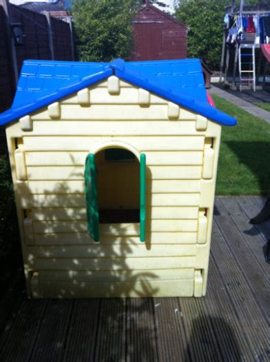 Country Cottage Playhouse Tikes by Tikes Country Cottage Playhouse For Sale In