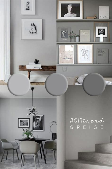 greige color trend the neutral color for wall paint greige warm grey inspirations