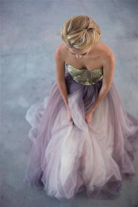 Lilac Grey Dress by Lilac Grey Gorgeous Gold Wedding Inspiration Colour Ideas