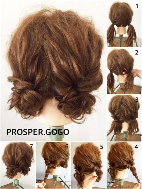 Hairstyles Buns How To by Best 25 Two Buns Hairstyle Ideas On