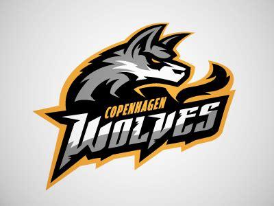 copenhagen wolves gaming logo by matt kauzlarich dribbble