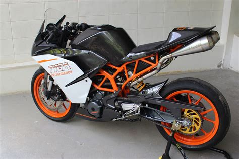 Motorrad Reifenstift by Tyga Ktm Rc390 Tyga Performance