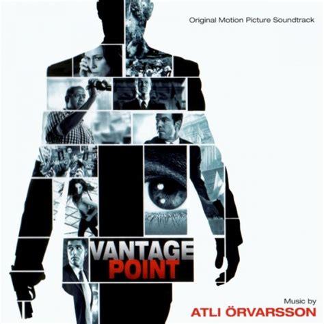 Vantage Point Mba Reviews by Vantage Point Original Motion Picture Soundtrack Atli