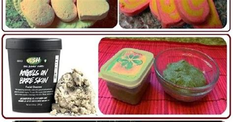 Lush Handmade Cosmetics Recipes - diy lush product recipes how to make them cheap easy