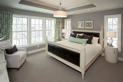 stonington grey bedroom benjamin moore stonington gray for a traditional bedroom
