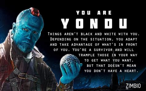 Guardian Quiz Yondu Which Guardians Of The Galaxy Character Are You