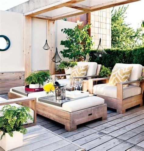 wie einen hinterhof patio gestaltet terrassen deko ideen terrasse gestalten den auenbereich