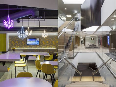 Westfield Corporate Office by Westfield Corporation Headquarters By Woods Bagot Los