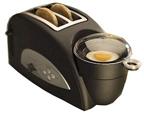 Really Cool Toasters Cool Toaster And Egg Poacher Omgcoolgadgets