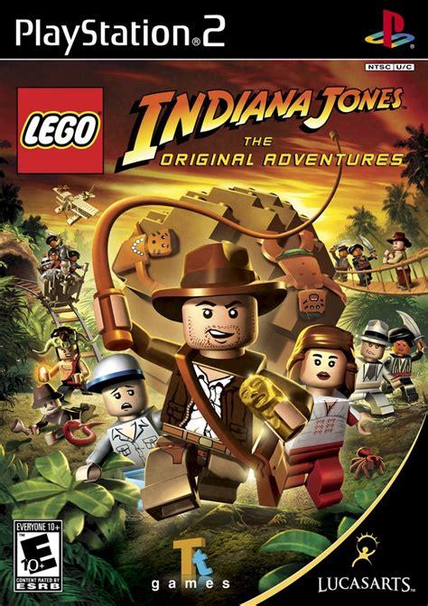 Tutorial Lego Indiana Jones Ps2 | lego indiana jones the original adventures box shot for