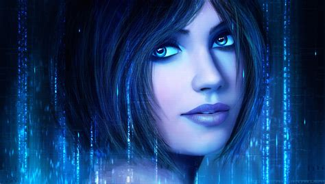 wallpaper anime realistic cortana wallpaper full hd wallpapersafari