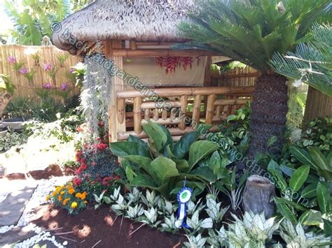 Home Garden Design In The Philippines Garden Design With Bahay Kubo Philippine Nipa Hut Quot Bahay