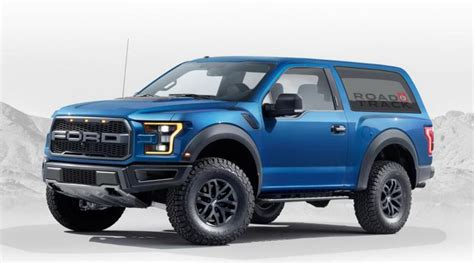 Ford Bronco 2020 Engine by 2020 Ford Bronco Price 4 Door Concept Rendering