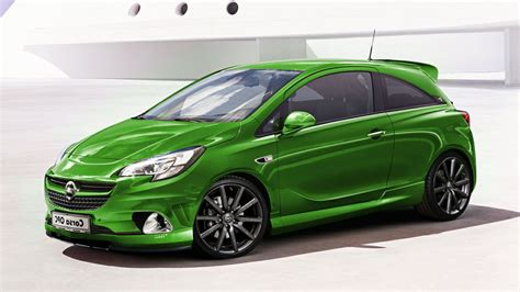 2017 Opel Corsa Opc Hd Car Wallpapers Free