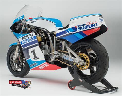 Classic Suzuki Dunlop And Johnston On Xr69 Suzuki Mcnews Au